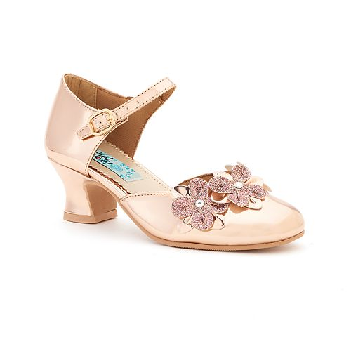 Rachel Shoes Lilah Girls' Dress Heels