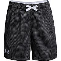 Girls 7-16 Under Armour Soccer Shorts