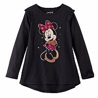 Disney's Minnie Mouse Girls 4-10 Ruffle Swing Tunic by Jumping Beans®