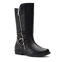 Rachel Shoes Northfield Girls' Riding Boots