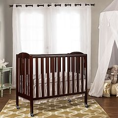 Dream On Me 3-in-1 Folding Portable Crib