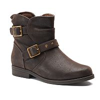 Rachel Shoes Princeton Girls' Slouch Ankle Boots