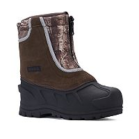Itasca Blue Snow Stomper Kids Winter Boots