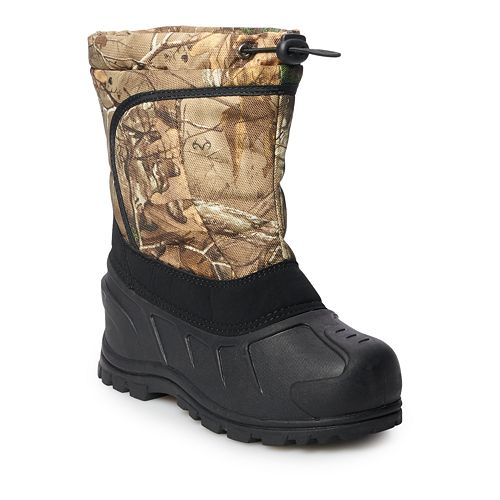 Itasca Cerebus Boys' Winter Boots