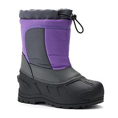 Itasca Cerebus Girls' Winter Boots