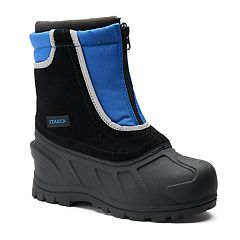 Itasca Reflective Snow Stomper Toddler Winter Boots