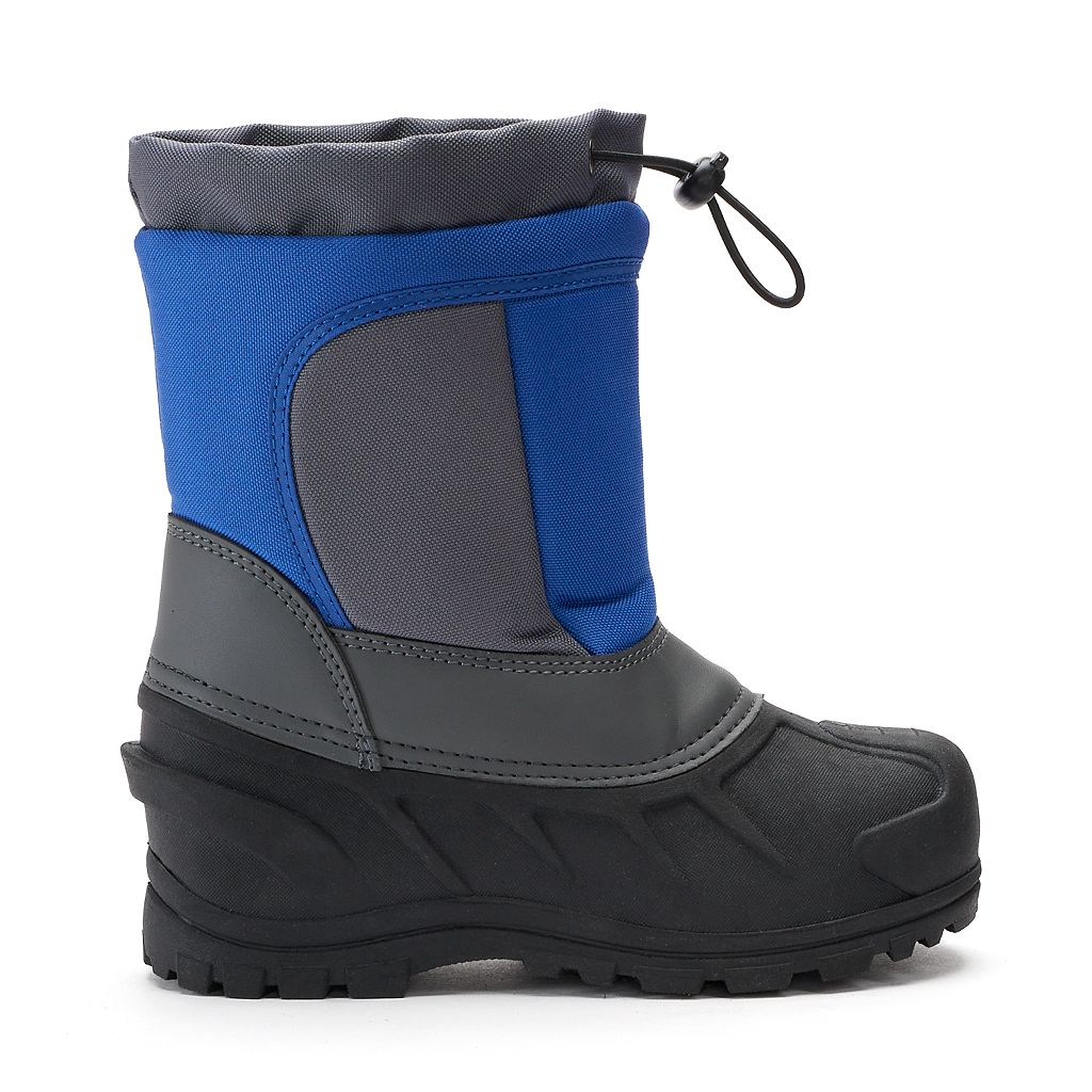 Itasca Cerebus Toddler Boys' Winter Boots