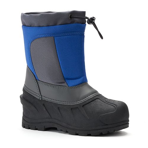 Itasca Cerebus Toddler Boys' Winter Boots