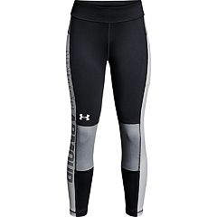 Girls 7-16 Under Armour Colorblock Capri Leggings