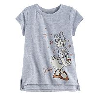 Disney's Daisy Duck Baby Girl Glittery Graphic Tee by Jumping Beans®