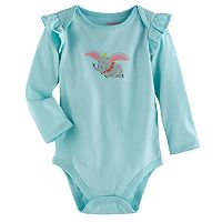 Disney's Dumbo Baby Girl Graphic Bodysuit by Jumping Beans®