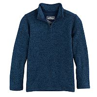 Boys 8-20 Urban Pipeline Quarter-Zip Fleece Sweater