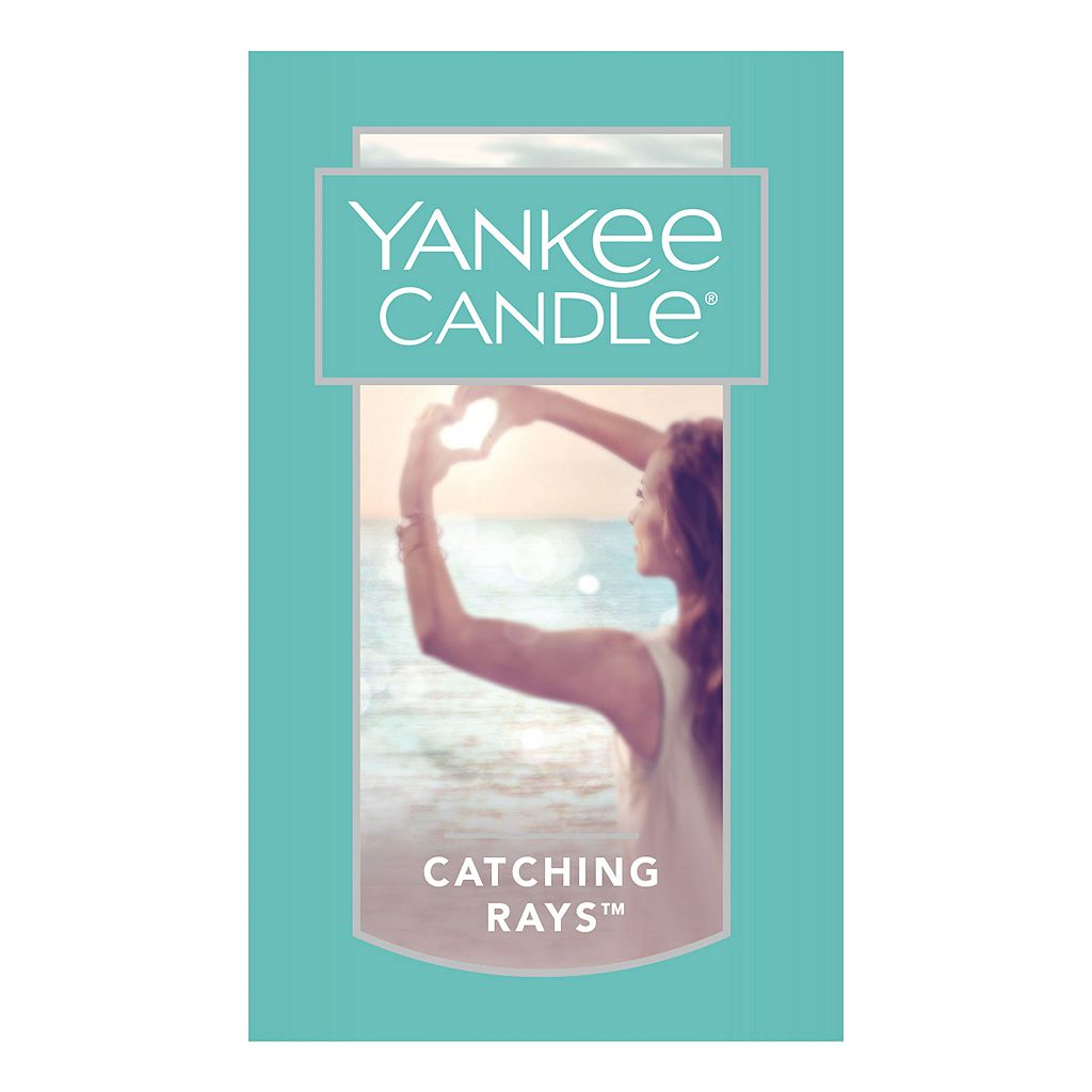 Yankee Candle Catching Rays Reed Diffuser 13-piece Set