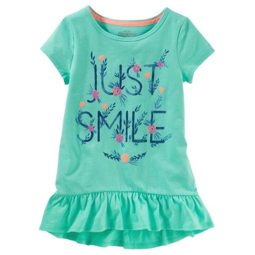 Girls 4-12 OshKosh B'gosh® Graphic Tunic