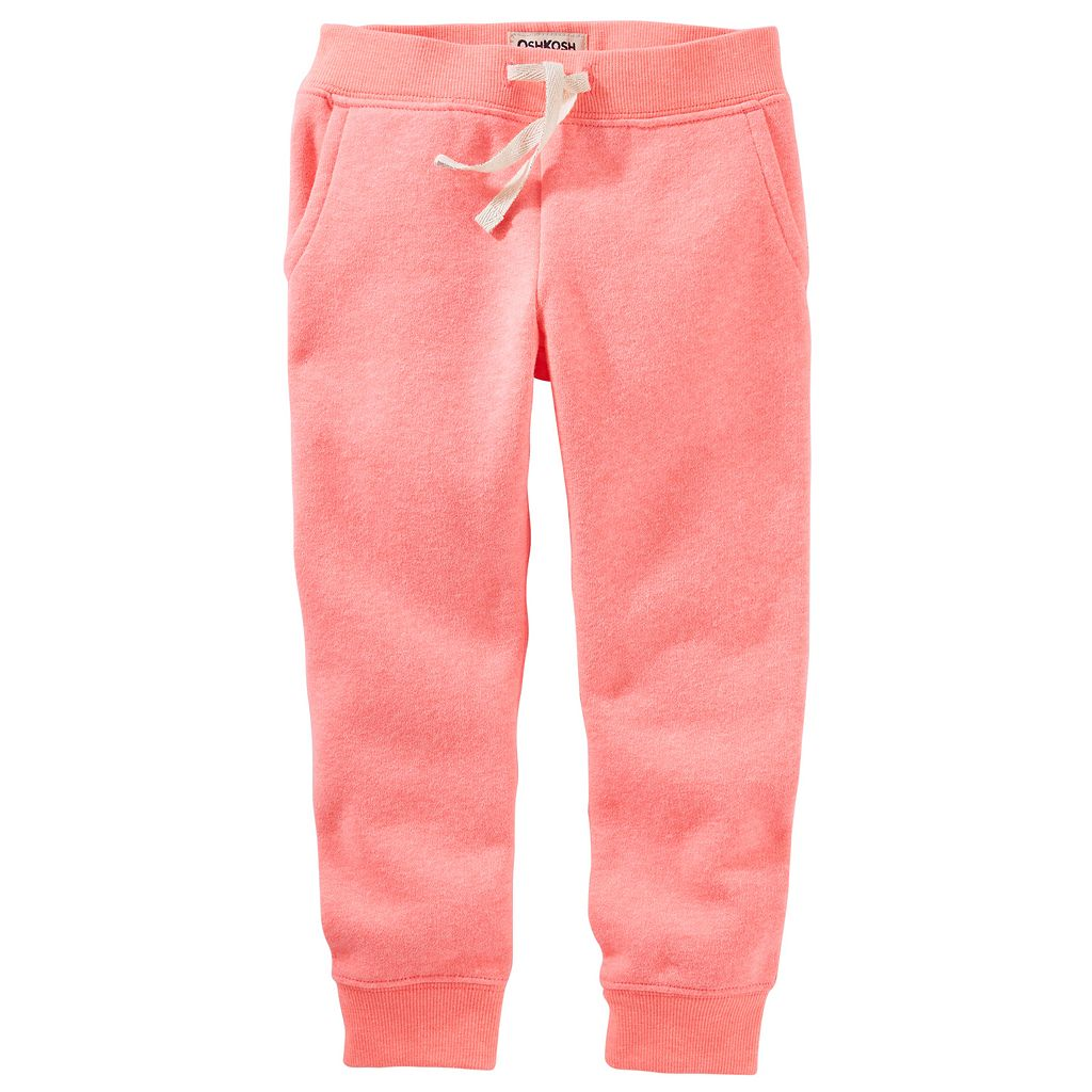 Girls 4-12 OshKosh B'gosh® Solid Knit Pants
