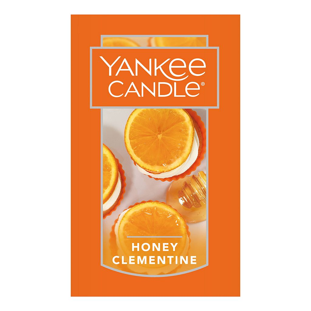 Yankee Candle Honey Clementine Reed Diffuser 13-piece Set
