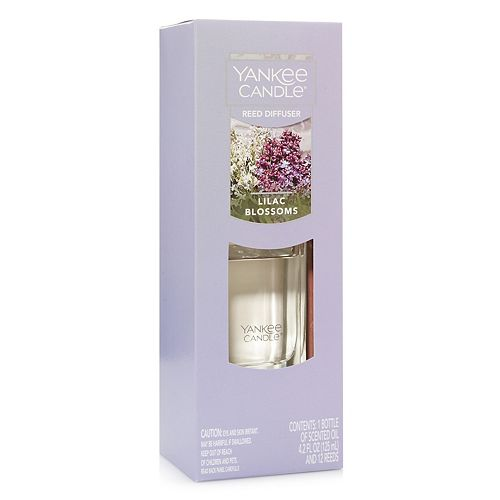 Yankee Candle Lilac Blossoms Reed Diffuser 13-piece Set