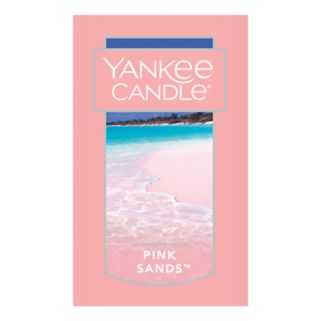 Yankee Candle Pink Sands Reed Diffuser 13-piece Set