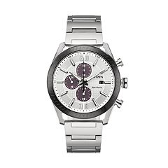 Drive From Citizen Eco-Drive Men's CTO Two-Tone Stainless Steel Chronograph Watch - CA0668-52A