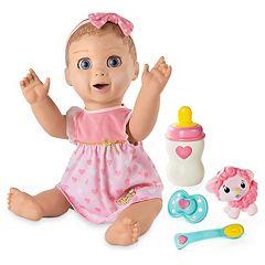 Luvabella Blonde Baby Doll