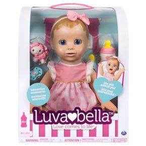 Luvabella Blonde Baby Doll