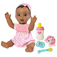 Luvabella Pink Bow Baby Doll