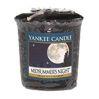 Yankee Candle Samplers Midsummer's Night Votive Candle