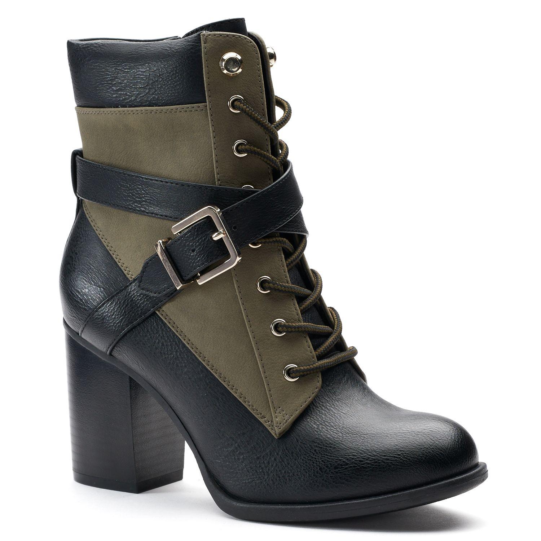 Womens High Heel Booties cPFJzL7v