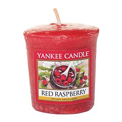 Yankee Candle Samplers Red Raspberry Votive Candle