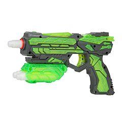 World Tech Toys Warrior Glow-in-the-Dark Dart Blaster
