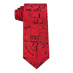 Men's Jerry Garcia Uncorrected Manuscript Tie