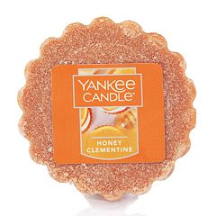Yankee Candle Tarts Honey Clementine Wax Melt