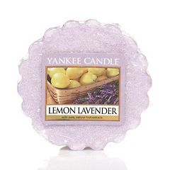 Yankee Candle Tarts Lemon Lavender Wax Melt