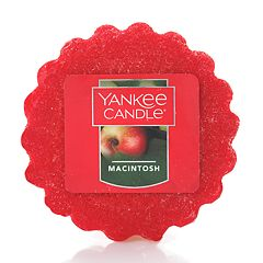 Yankee Candle Tarts Macintosh Wax Melt