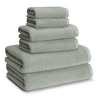 Kassatex 6-piece Kyoto Bath Towel Set