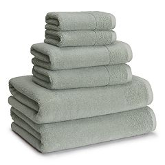 Kassatex 6 pc Kyoto Bath Towel Set