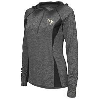 Women's Campus Heritage UCF Knights Money Quarter-Zip Top