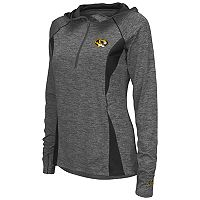 Women's Campus Heritage Missouri Tigers Money Quarter-Zip Top