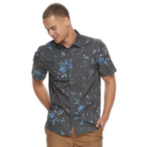 Men's Vans Outercos Button-Down Shirt