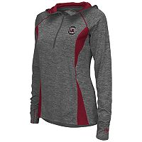 Women's Campus Heritage South Carolina Gamecocks Money Quarter-Zip Top