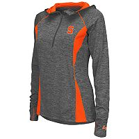 Women's Campus Heritage Syracuse Orange Money Quarter-Zip Top