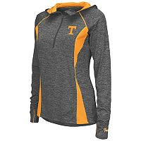 Women's Campus Heritage Tennessee Volunteers Money Quarter-Zip Top