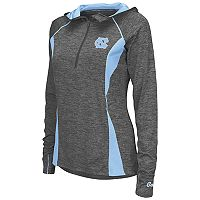 Women's Campus Heritage North Carolina Tar Heels Money Quarter-Zip Top