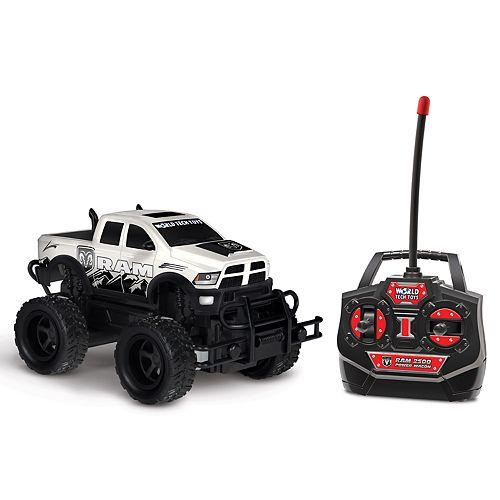 World Tech Toys Ram 2500 Power Wagon Remote Control Truck
