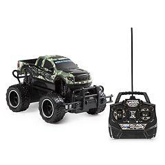 World Tech Toys Remote Control Ford F-150 SVT Raptor Camo Truck