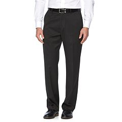 Big & Tall Croft & Barrow® True Comfort Stretch Classic-Fit Flat-Front Suit Pants