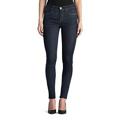 Women's Rock & Republic® Berlin Denim Rx™ Embroidered Skinny Jeans