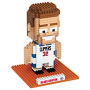Forever Collectibles Los Angeles Clippers Blake Griffin BRXLZ 3D Puzzle Set