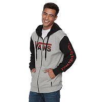 Men's Vans Sole Full-Zip Hoodie