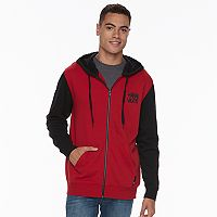 Men's Vans Checker Bear Full-Zip Hoodie